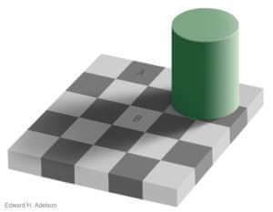 How a Checkerboard Explains Why Your Wife Isn't Having Sex With You
